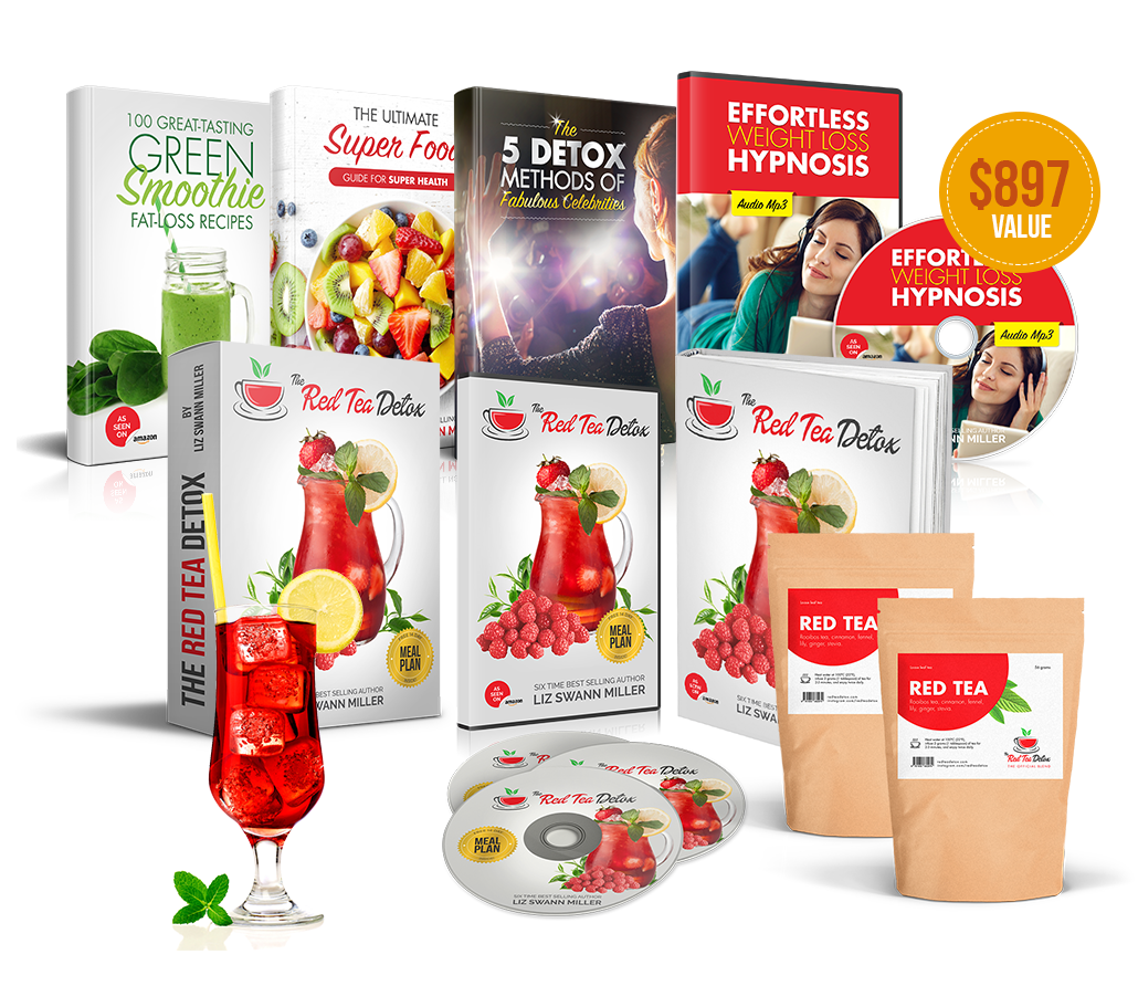 red detox products